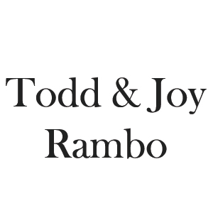 Todd and Joy Rambo
